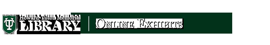 Tulane online exhibits