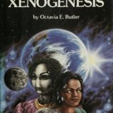 "Cover art for the book ""Xenongenesis"""