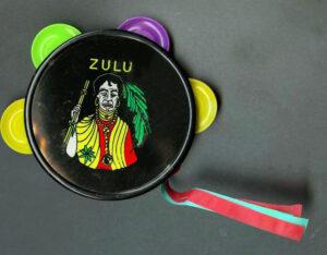 Tambourine throw, Zulu Social Aid and Pleasure Club