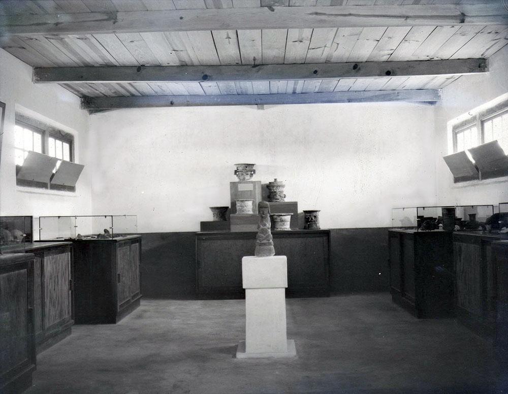 Zaculeu site museum