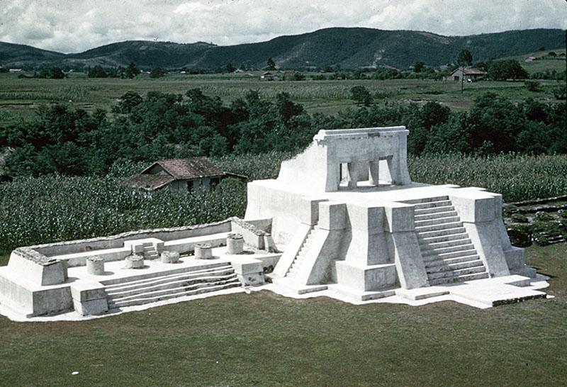 Structure 4 restored