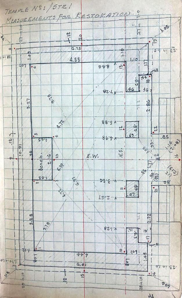 Field Journal 3 Structure 1