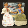 """Frida Kahlo's """"The Two Fridas"""" (1939) featured"""